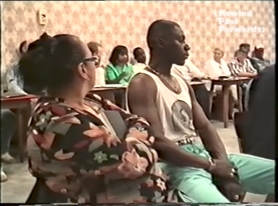 Granby Residents Meeting 1994